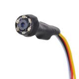 Harga Termurah 1200Tv Baris Mini Malam Infra Merah Vision Kamera Pengintai Hitam Internasional
