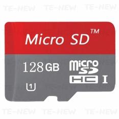 Beli 128 Gb Kelas 10 Micro Memori Sd Card Dengan Adaptor Merah Intl Oem Dengan Harga Terjangkau