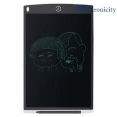 12in Digital LCD Menulis Tablet Gambar Coretan Grafis Papan Tulisan Notepad Mouse Alas - Internasional