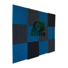 Ulasan Tentang 12 Pcs Beiyin Flame Retardant Akustik Perawatan Membungkam Sponge Panel Studio Tile Wedge Busa Penyerapan Suara Noisecontrol 30X30X2 5 Cm