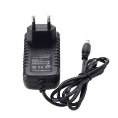 Beli 12V 1A Ac Dc Power Supply Adapter Eu Plug Converter Voltage Switching Transformer Charger Switch Adapter Baru