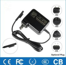 12 V 2.58A Charger Adapter Power Supply untuk Microsoft Permukaan Pro 3 Pro 4 Tablet-Intl