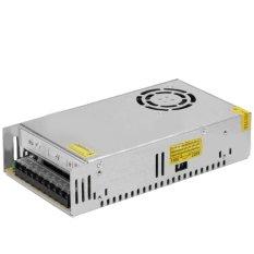 Ulasan Mengenai 12 V 30A 360 W Switching Power Supply Driver Transformator Untuk Led Strip Keamanan Kamera Intl