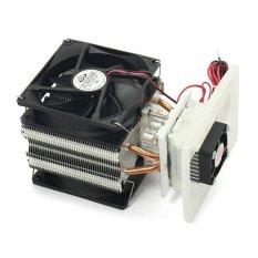 12 V 6A Elektronik Kulkas Produksi Suite DIY Pendingin Semikonduktor Chip 12 V Electronic Semiconductor Radiator