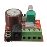 Toko 12 V Mini Hi Fi Pam8610 2X10 W D Kelas Audio Stereo Amplifier Board Dual Channel Multicolor Online Tiongkok