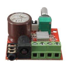 Penawaran Istimewa 12 V Mini Hi Fi Pam8610 2X10 W D Kelas Audio Stereo Amplifier Board Dual Channel Multicolor Terbaru