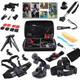 Toko 15 In1 Aksesoris Kit Dengan Tas Untuk Pergi Pro Hero Gopro5 4 3 3 2 Sj4000 Sj5000 Sj6000 Intl Dekat Sini