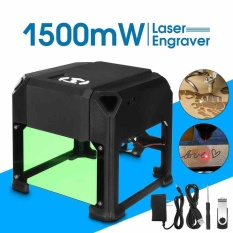 1500 MW Mini USB 8 Cm * 8 Cm Patung Area Ukiran Laser DIY Engraving Mesin-Intl