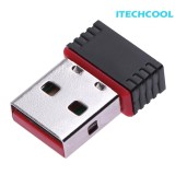 150Mbps 802 11N G B Mini Usb Adapter Wifi Wireless Pc Network Lan Card Receiver Intl Diskon Akhir Tahun