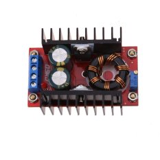 150W Dc Dc Boost Converter 10 32 V Untuk 12 35 V 6 Langkah Up Power Supply Modul Terbaru