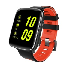 Pusat Jual Beli 1 54 Lcd Ip68 Waterproof Bluetooth Sports Smart Watch Heart Rate Pedometer Purple Intl Tiongkok