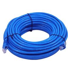 Beli 15 M Rj45 Cat5 Ethernet Jaringan Lan Kabel Ethernet Untuk Internet Pc Router Biru Online Tiongkok