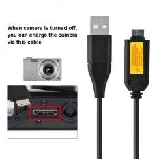 1.5 M USB2.0 Data Line Kabel Pengisi Daya Kawat untuk Samsung Kamera Digital-Internasional