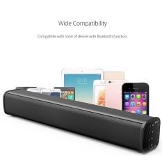 Review 15W Bluetooth Wireless Soundbar Hifi Tv Speaker Super Bass Stereo Home Theater Intl Di Tiongkok