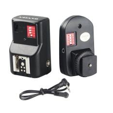 16 Saluran Radio FM Remote Speedlite Flash Trigger untuk Untuk-Intl