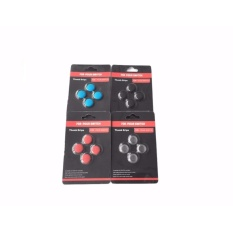 16 Pcs Paket Eceran Silicone Thumb Stick Caps Gel Guards untuk Nintendo Switch Sukacita-con Controller Joystick Grips Game Aksesoris-Intl