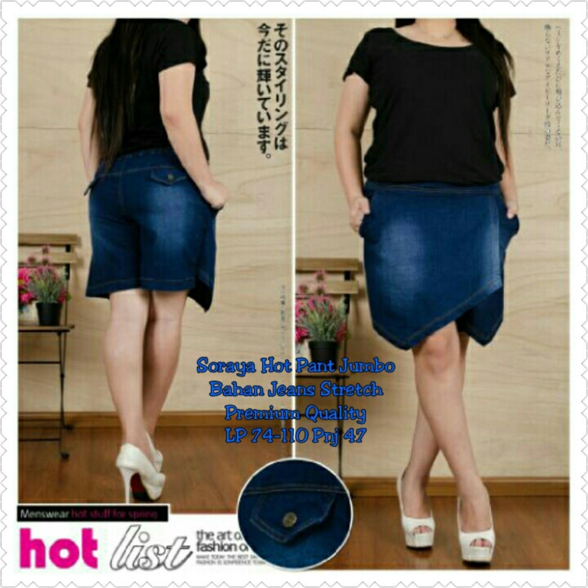 168 Collection Celana Big Julia Distro Jeans Pant-Biru Muda. Source .