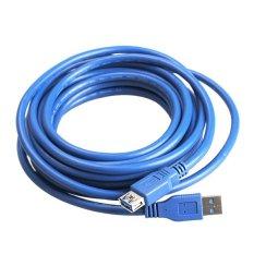 Jual Beli 487 68 Cm Usb 3 Seorang Laki Laki Ke Perempuan Ekstensi Sinkronisasi Data Kabel 4 8Gbps Untuk Pc