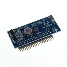 1.8 Inch 16pin SATA SSD Mikro untuk 2.5 Inch 44pin IDE Adaptor Kartu JM20330-Intl
