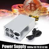 Beli 1800 W Mining Power Supply Untuk Eth Ethereum Rig Antminer Miner Apw3 L3 S7 S9 Intl Online Tiongkok