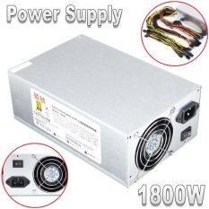 Beli 1800 W Modular 90 Gold Power Supply Untuk Atx Eth Rig Ethereum Koin Miner Mining Intl Not Specified