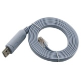 Diskon 1 8 M Usb Ke Serial Rs232 Konsol Rollover Kabel Untuk Cisco Router Rj45 Intl Branded