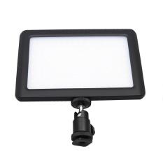 Toko 192 Led Video Light Lamp Panel Dimmable 12 W 1350Lm Untuk Kamera Dv Camcorder Intl Termurah