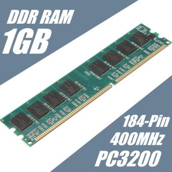 1g 1 GB PC3200 DDR400 400 MHz 333 266 Memory RAM PC Desktop DIMM 184 Pin