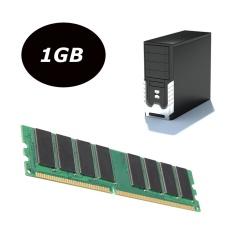 1 GB DDR333 MHz PC2700 Non-ECC Laptop Desktop PC DIMM Memori RAM 184 Pin