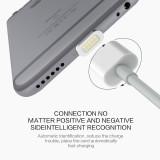 Harga 1 M Adaptor Magnetic Lightning Kabel Sinkronisasi Data Usb Biaya Untuk Iphone Ipad Satu Set
