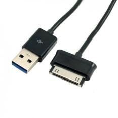 1 M USB Data Sync Pengisian Kabel untuk Huawei MediaPad 10 FHD Tablet (Hitam)-Intl