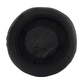 Promo 1Pair Protein Leather Replacement Ear Pads 80Mm Headphones Intl Tiongkok
