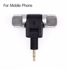 Toko 1Pc 3 5Mm Mini Microphone Stereo Mic For Recording Mobile Phone Studio For Laptop Microphone Intl Online