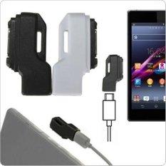 Toko 1 Pc Micro Usb Untuk Charger Magnetic Adaptor Untuk Sony Xperia Z1 Z2 Z3 Intl Putih Online Terpercaya