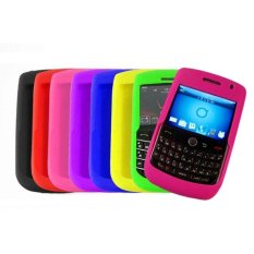 1 PC Soft Silicone Case untuk Blackberry Tour 9630 (Warna Acak)-Intl