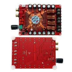 1 PC TDA7498E Amplifier Babi Hutan untuk Rumah Theater Pembicara Aktif Aplikasi-Internasional