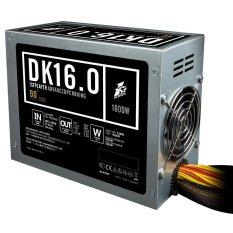 1 Stplayer DK 16.0 NVIDIA SLI AMD CrossFire Siap Sumber Daya Listrik UK Steker (Hitam)-Internasional