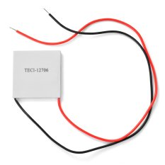 1X Tec1 12706 Heatsink Pendingin Termoelektrik Peltier Modul 12 V 60 W Te609 Intl Promo Beli 1 Gratis 1