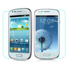 1X Transparan Kaca Antigores untuk Samsung Galaxy S3 Pelindung Layar Film Penutup-Internasional