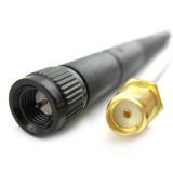 Spesifikasi 2 4 Ghz 3Dbi Wi Fi Antena Kabel Ekstensi For Esp8266 Seri Modul 2 Instalasi Jaringan Hitam Keemasan Online
