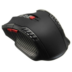 Spesifikasi 2 4 Ghz 6D 3000 Dpi Usb Game Mouse Optik Nirkabel Tikus For Laptop Pc Desktop Hitam Paling Bagus