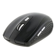 Beli 2 4Ghz Wireless Optical Mouse With Usb 2 Receiver Untuk Pc Laptop Hitam Oem Murah