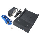 Beli 2 5 3 5 Sata Usb 3 Horizontal Hdd Hard Drive Disk Docking Station Enclosure Terbaru