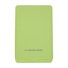 Promo 6 35 Cm Ide Usb 2 Mobile Hard Disk Paralel Kotak Tanpa Sekrup Hijau International Hong Kong Sar Tiongkok