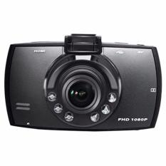 2.7 Inch Full HD 1080P Car DVR Camera Dash Cam Auto Video Recorder 170 Degree G-Sensor Night Vision - intl