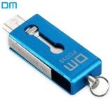 2 In 1 Dru Pd010 16 G Usb 2 Untuk Micro Usb Disk U Internasional Asli