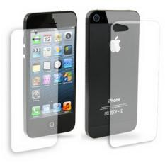 2 in 1 (Front Screen + Back Cover) Clear LCD Screen Protector for iPhone 5 (Taiwan Materials) - intl