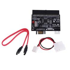 Beli 2 In 1 Ide To Sata Adapter Sata To Ide Converter Adapter Intl Yang Bagus