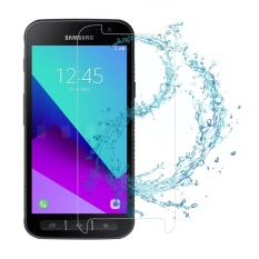 2 Pack Ultra Clear HD Tempered Glass Screen Protector Film Anti-Scratch Layar Cover untuk Samsung Galaxy Xcover 4 G390-Intl