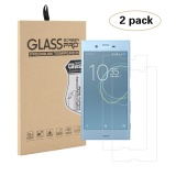 Spesifikasi 2 Pack Ultra Clear Hd Tempered Glass Screen Protector Untuk Sony Xperia Xzs Transparan Intl Lengkap